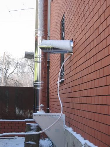 Утепление стального дымохода своими руками - Device812.ru
